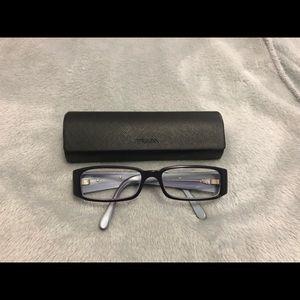 Prada eyeglasses frame